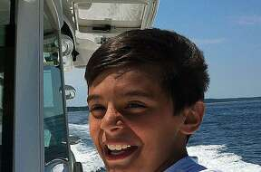 Nico Mallozzi, 10, died Sunday from complications of the flu.