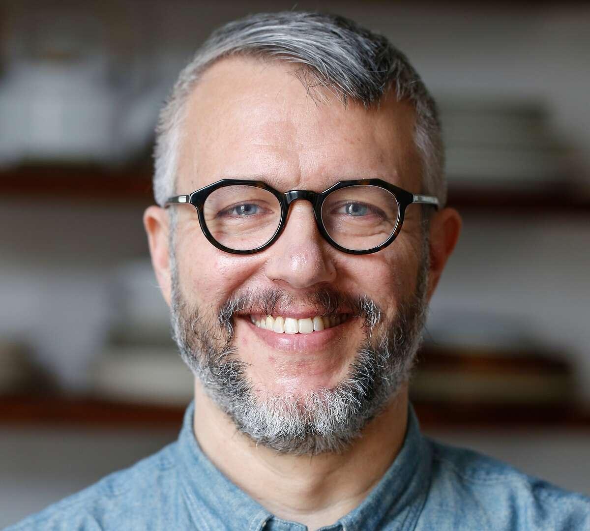 San Francisco Chronicle food writer Jonathan Kauffman, author of