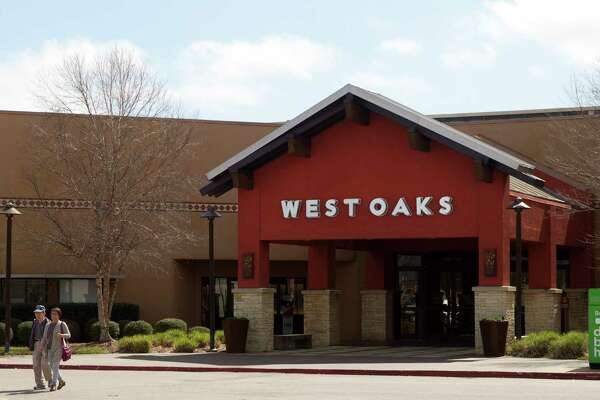 The exterior of the West Oaks Mall is shown Tuesday, March 11, 2014, in Houston. ( Brett Coomer / Houston Chronicle )