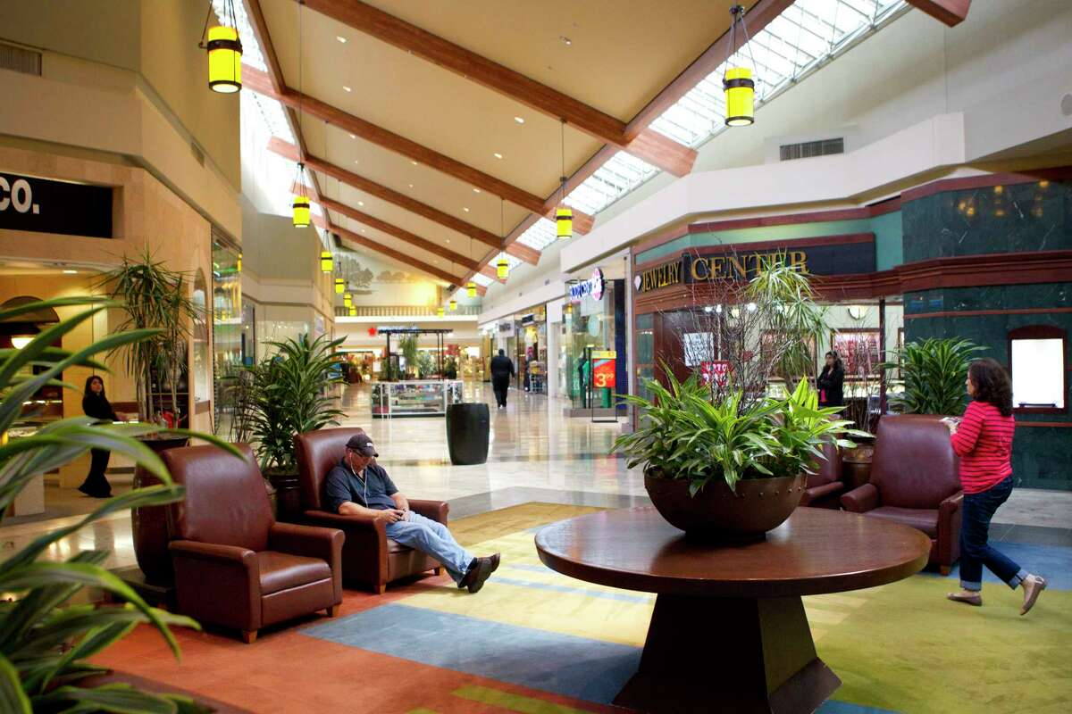 The interior of the West Oaks Mall is shown Tuesday, March 11, 2014, in Houston. ( Brett Coomer / Houston Chronicle )