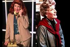Kelly Boucher's one-woman show of the life of Katharine Hepburn was a hit in 2017.