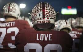 Bryce Love will return for his senior season at Stanford, in position to become the school's all-time leading rusher.