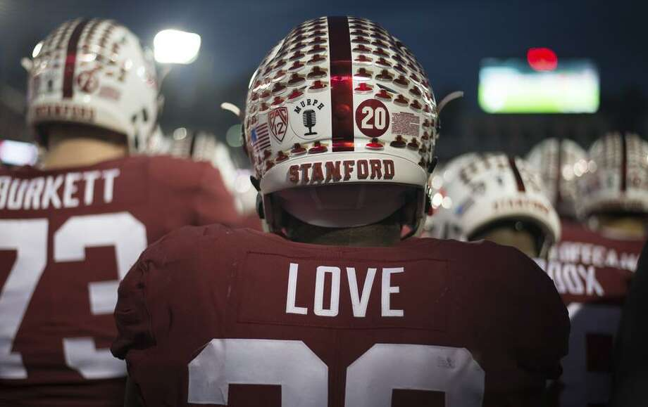 Bryce Love will return for his senior season at Stanford, in position to become the school's all-time leading rusher. Photo: John Todd / John Todd/isiphotos.com / John Todd/isiphotos.com