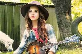 """The Katharine Hepburn Cultural Arts Center, """"the Kate"""", welcomes singer-songwriter and mandolin-player extraordinaire Sierra Hull on Wednesday, Jan. 31 at 7:30 pm."""