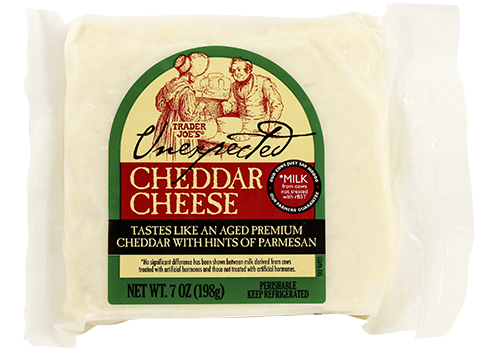 Image result for trader joe's unexpected cheddar