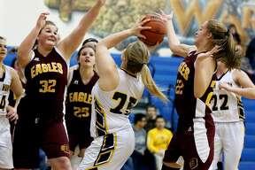 Deckerville at North Huron — Girls Basketball 2018