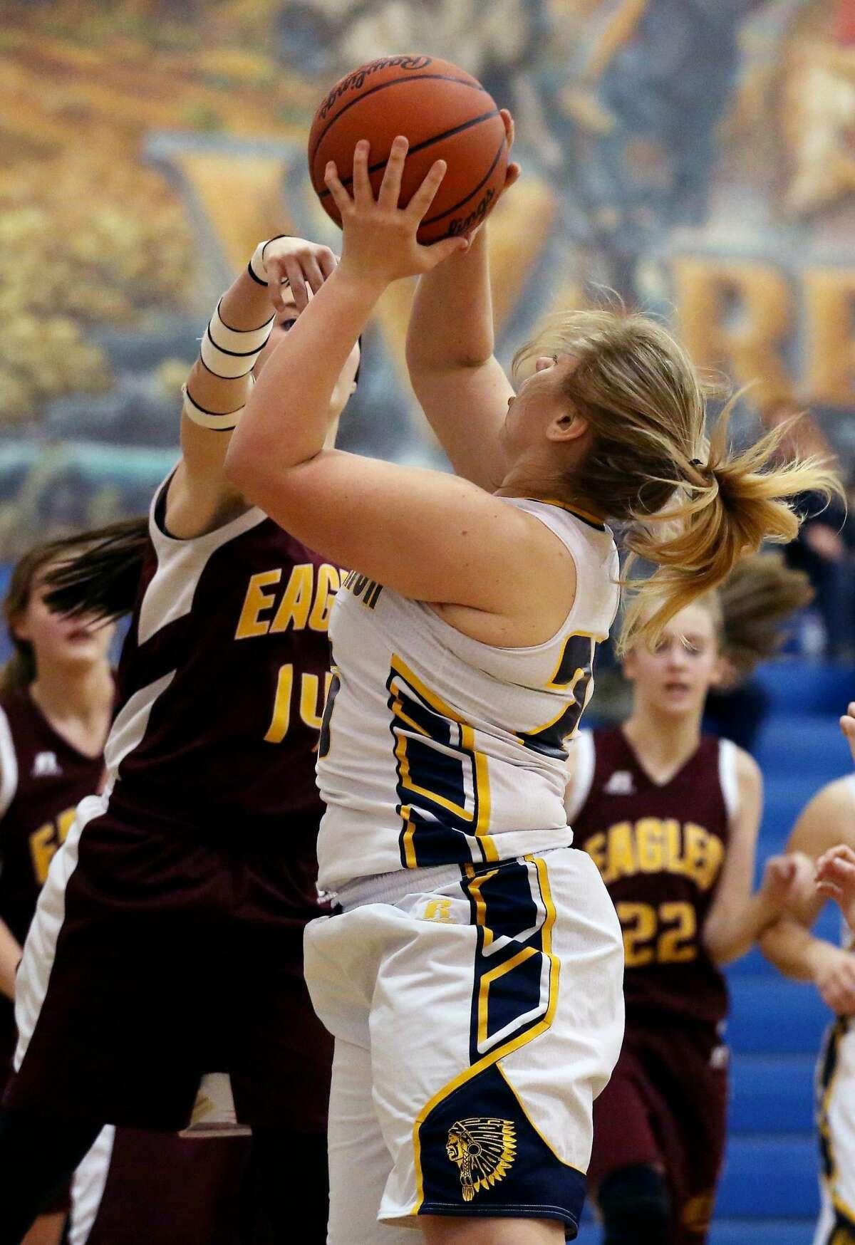 Deckerville at North Huron - Girls Basketball 2018