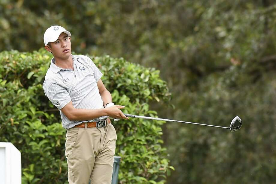 Collin Morikawa enters the upcoming college season as one of the world's top-ranked amateurs. Photo: Photo Courtesy Cal Media Relations