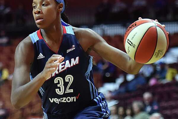 Hillhouse alum Bria Holmes, a guard for the Atlanta Dream, will miss the 2018 WNBA season after announcing she was pregnant with her first child on Tuesday.