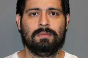 Pedro Salinas, 31, of Norwalk, Conn. was taken into police custody Thursday, July 21, 2016. Salinas was was charged with first-degree assault, and two counts each of cruelty to persons and risk of injury to minors.