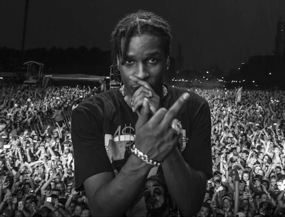 A$AP Rocky has been convicted of assault by a Swedish court. Photo: Jason M. Peterson