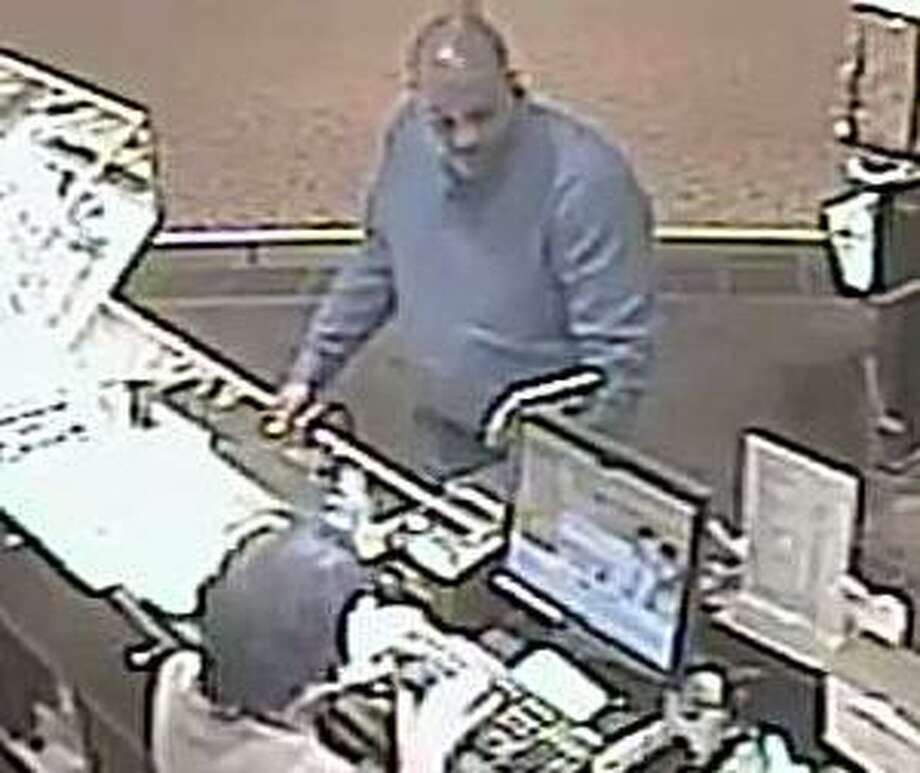 Police are asking the public to help ID a suspect who fraudulently purchased thousands of dollars worth of jewelry and handbags last fall. The puchases were made at the Trumbull mall and Saks Fifth Avenue in Greenwich on Oct. 19 using a victim's store credit cards. Photo: /