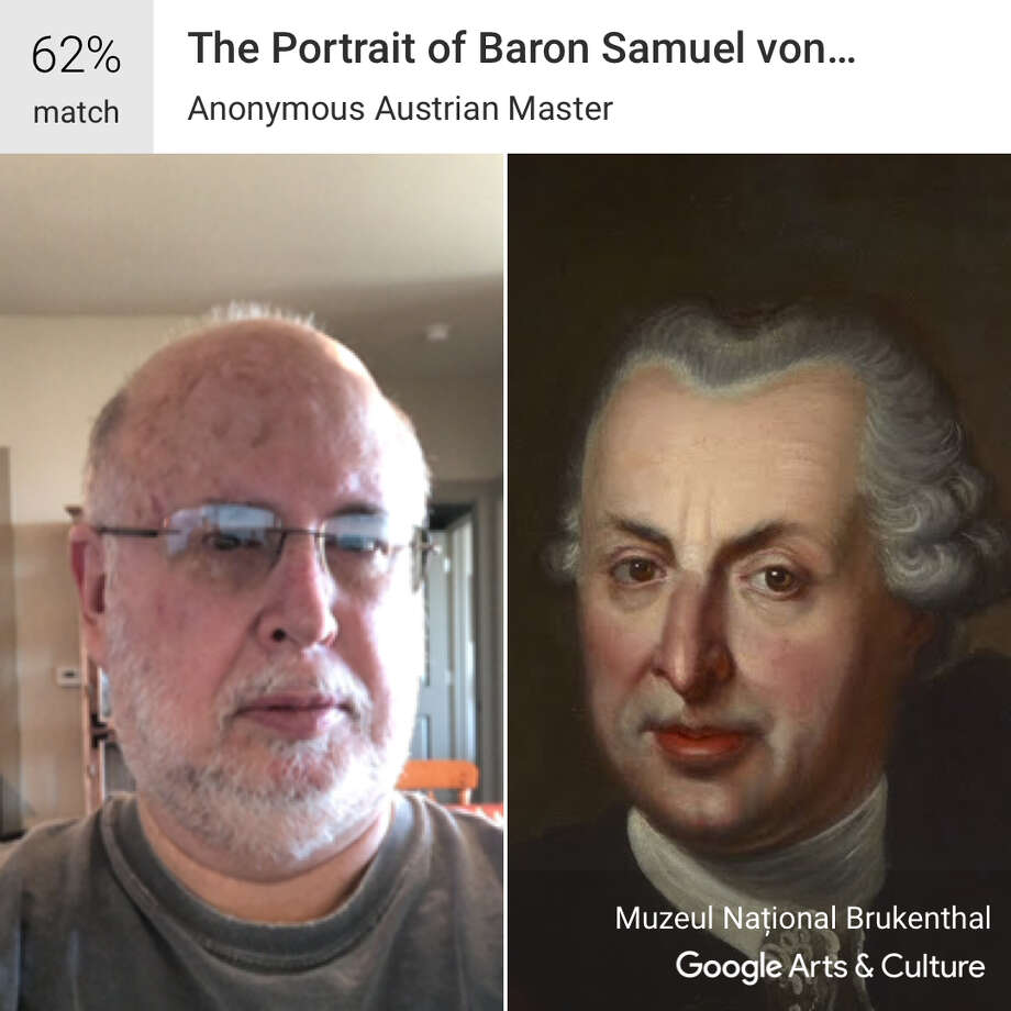 Want the Google Arts & Culture app to match your ugly mug to something more artistic? There's a VPN app for that in Texas.
