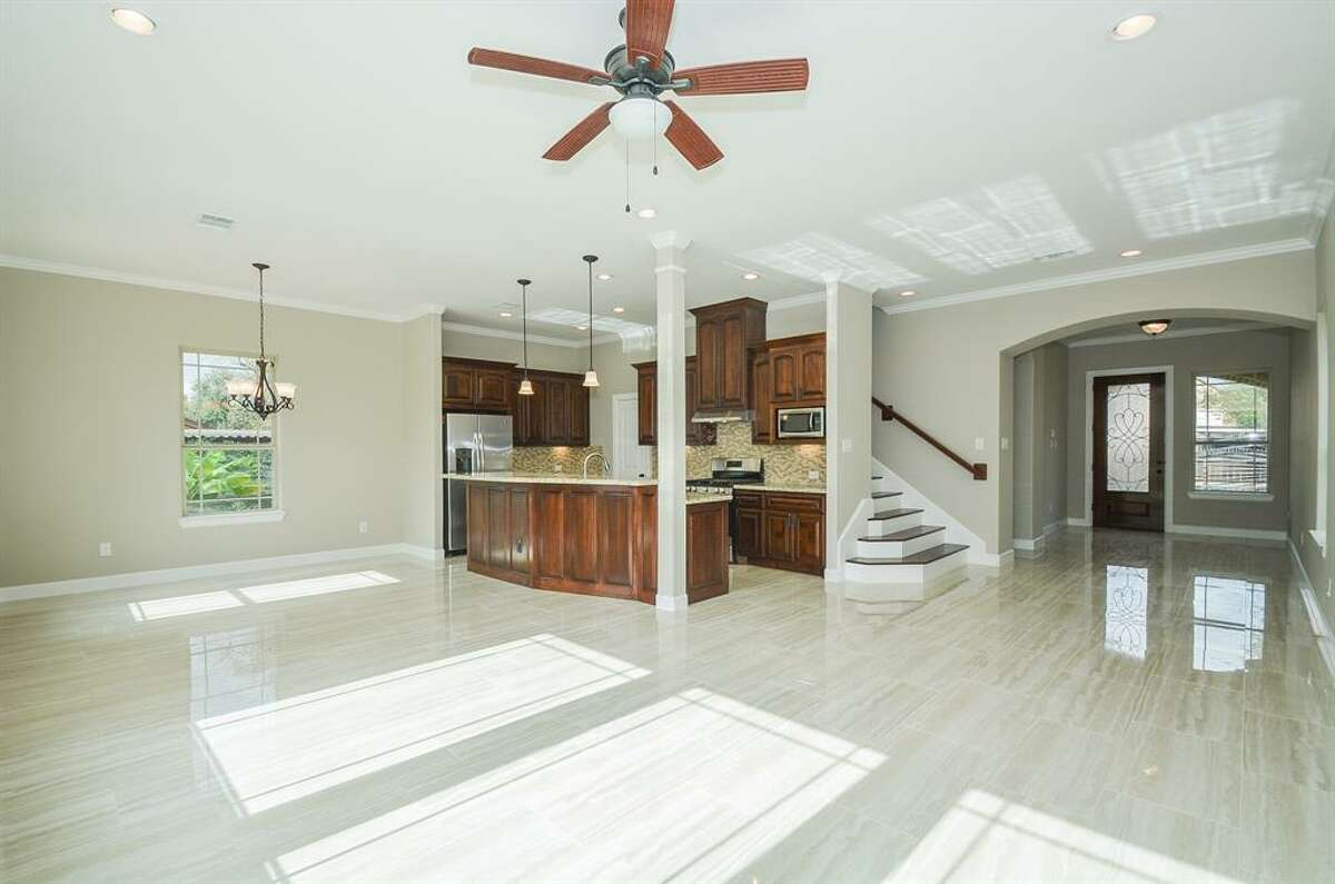 6311 Brooklawn Drive in Southwest Houston List price: $290,000 Square feet: 2,477