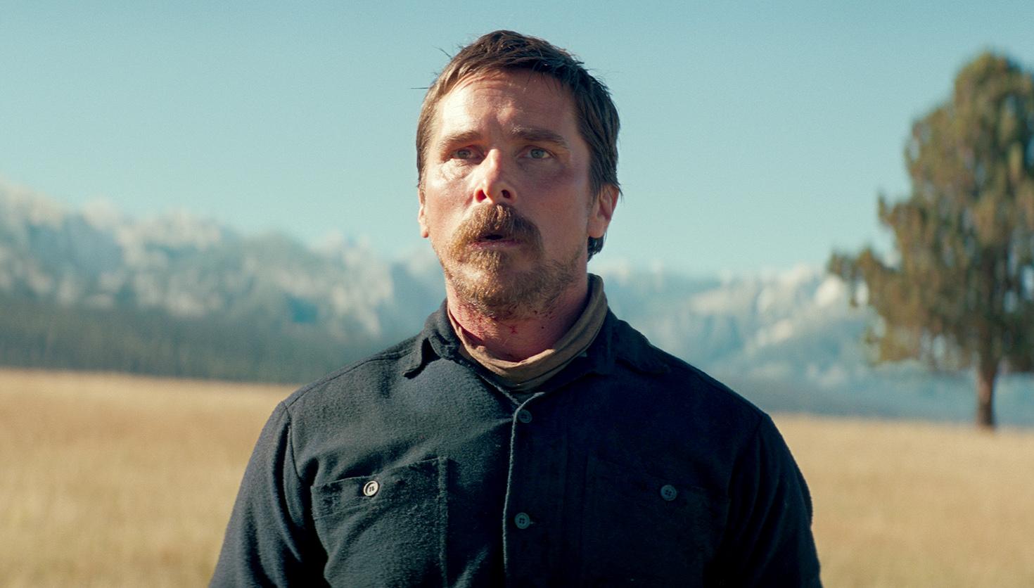 In \'Hostiles,\' an ambitious old-school Western, Christian Bale seems ...