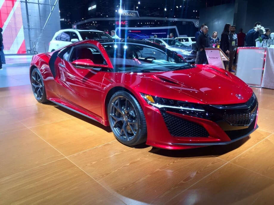 Behold The Fastest Cars At This Years Detroit Auto Show San - Car show san antonio 2018