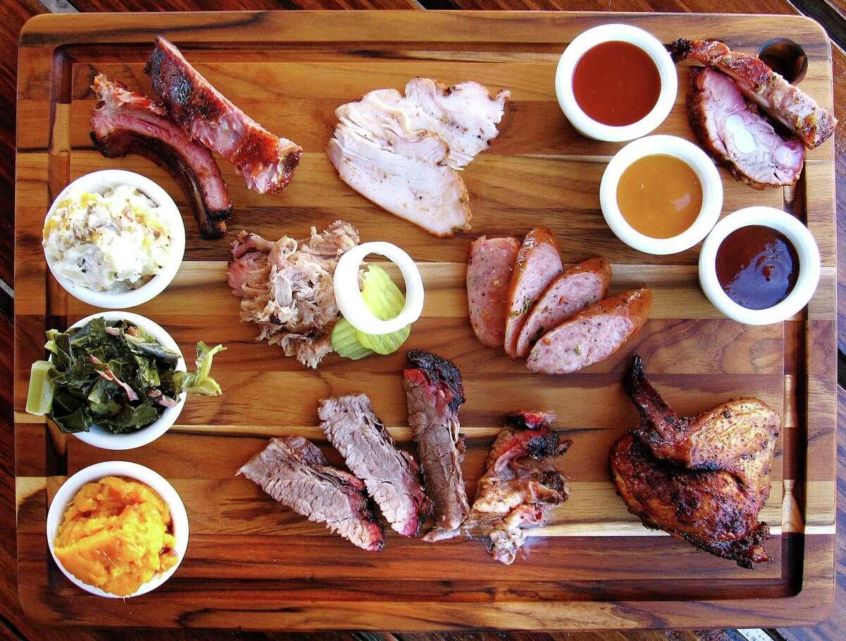Top 10 BBQ joints: 8. Big Bib BBQ