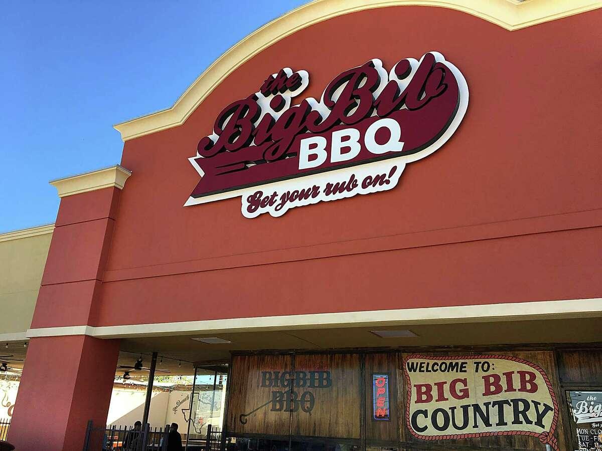Big Bib BBQ on Lanark Drive.