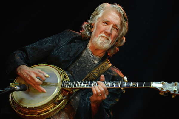"""John McEuen has spent most of the past 50 years playing banjo and other instruments in the Nitty Gritty Dirt Band. He's also a prolific solo artist, and produced Steve Martin's Grammy-winning album """"The Crow"""""""