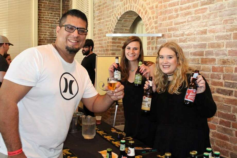 Yaga's 2018 Beer Fest includes beers from nearly 30 Texas and top national craft breweries. Photo: Yaga's Beer Fest