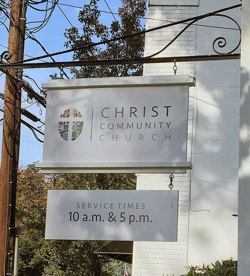 The Christ Community Church of Darien, Conn. launched Vision 2020 in 2018, a new initiative where they hope to make an impact locally globally. Photo: Erin Kayata / Hearst Connecticut Media / Darien News