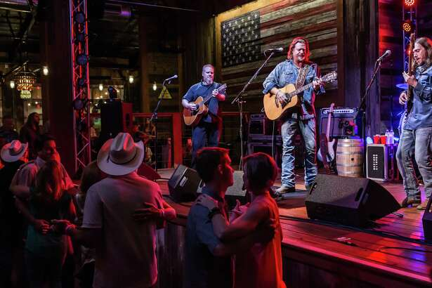 October 14 2016: Guest appearance by Charlie Robison at the Redneck Country Club in in Stafford, Texas. (Leslie Plaza Johnson/Chronicle)