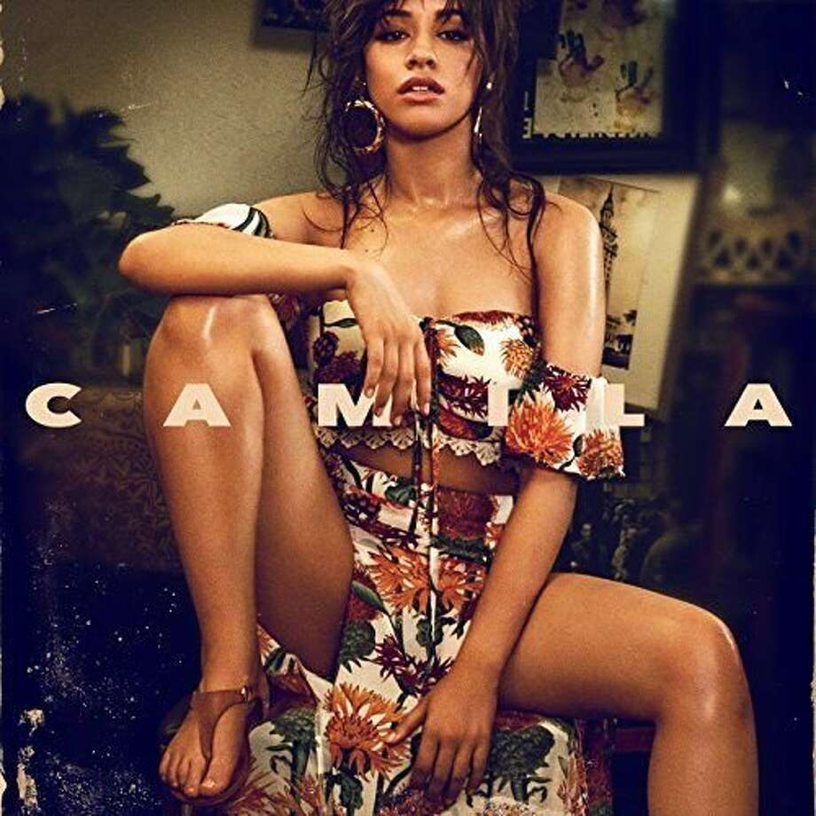 "CD cover: ""Camila"" by Camila Cabello Photo: Sony"