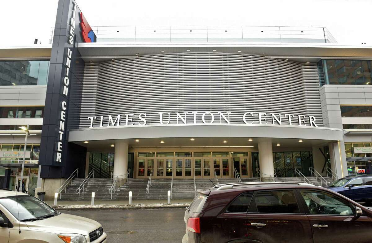 The negative comments on social media started within minutes of Monday's announcement that R&B singer Chris Brown would bring his new tour to the Times Union Center in September.