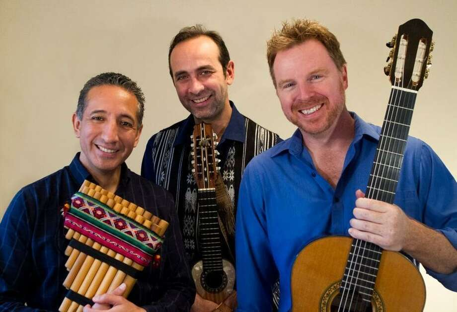 St. Michale's Church in Litchfield presents a concert by the Elqui Trio on Sunday, Feb. 4. Photo: Contributed Photo