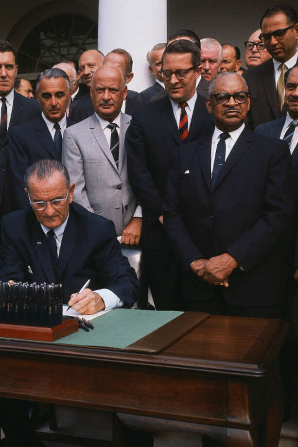 6) Housing discrimination was rampant.