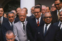 6) Housing discrimination was rampant.     President Johnson signed theCivil Rights Act of 1968, also called the  Fair Housing Act , onApril 11, 1968, just seven days after King's assassination.The lawprohibits discriminationbased on race, gender, religion, or national origin when renting or selling a home.
