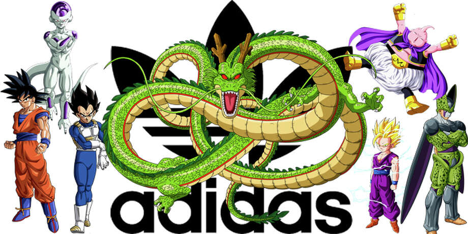 6bfe5fc9bab All seven designs for the Dragon Ball Z x Adidas collection have been  revealed