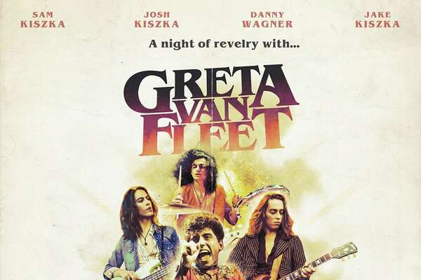 Tickets go on sale at noon Friday, Jan. 19, for Greta Van Fleet's Detroit performance in May.