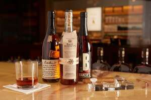 Blend Bar with Davidoff Cigars, a cigar and spirits lounge, will open in The Woodlands on Jan. 20. The first in Texas (there are Blend concepts in Indianapolis, Nashville, and Pittsburgh, the cigar bar offers upscale bourbon and whiskey, food, and premium cigars in a nightclub setting.