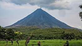 Arenal Volcano's unexpected 2010 eruption reminded observers that Central Costa Rica's most iconic feature can be unpredictable.