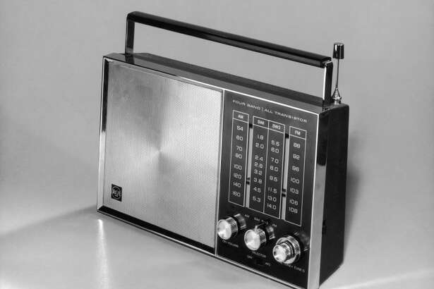 49) Radio was the only means of portable music.   