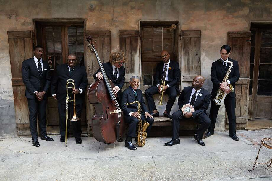 The Preservation Hall Jazz Band will be honored with a Lifetime Achievement Award from SF Jazz. Photo: Red Light Management