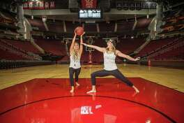 The Yoga Beer Rockets pre-game event includes a yoga class at the Houston Toyota Center by Yoga&ops, beer and a Rockets' game day ticket