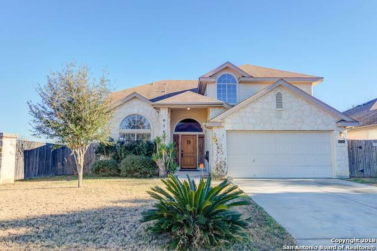 1. 4126 Chinkapin Oak, San Antonio, TX 78223: $184,500 4 bedrooms | 3 full, 1.5 half-bathrooms | 2,362 sq. ft.