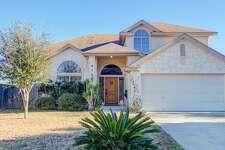 1 .   4126 Chinkapin Oak, San Antonio, TX 78223:   $184,500  4 bedrooms   3 full, 1.5 half-bathrooms   2,362 sq. ft.