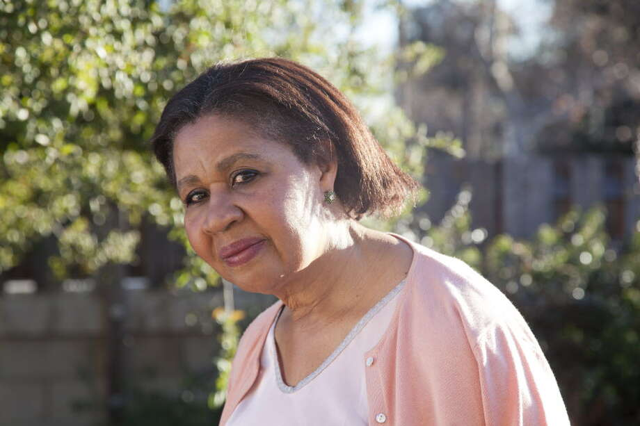 Jamaica Kincaid. Photo: Ann Summa/The New York Times