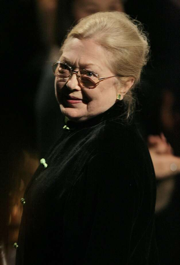 Dr. Mathilde Krim galvanized worldwide support against AIDS. Photo: Seth Wenig, Associated Press