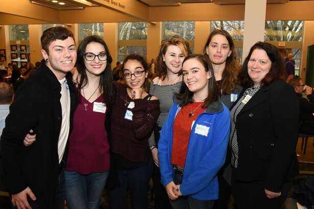 Were you Seen at Siena College's annual STOP Conference on campus in Loudonville on Jan. 12, 2018?