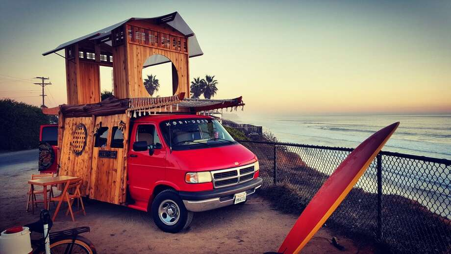 San Diego-based designer Lance Peterson builds luxurious tiny homes atop used cars. The vehicles take six to eight weeks to make and retail for between $15,000 and $29,000. Photo: Courtesy Lance Peterson
