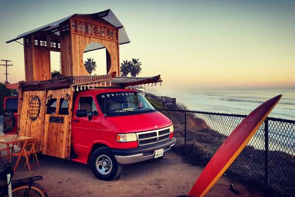 San Diego-based designer Lance Peterson builds luxurious tiny homes atop used cars. The vehicles take six to eight weeks to make and retail for between $15,000 and $29,000.