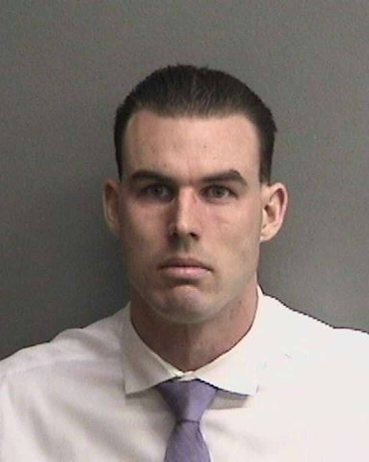 Joseph Bailey, an Alameda County Sheriff's deputy at Santa Rita Jail in Dublin, has been accused of coordinating an attack on an inmate, officials said. Photo: Alameda County Sheriff's Office / / Alameda County Sheriff's Office