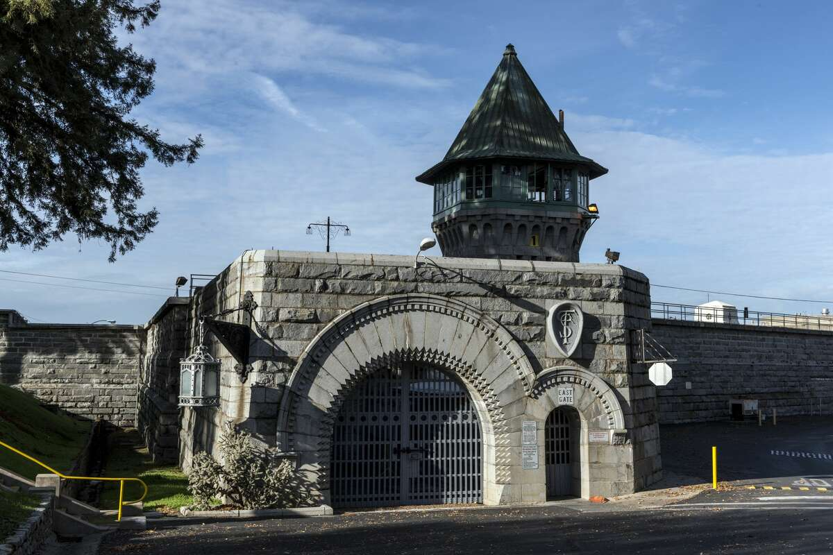 Folsom State Prison is a California State Prison located 20 miles northeast of the state capital of Sacramento. The prison is being investigated after spending $12,000 for a retirement luncheon in January. (Photo by Carol M. Highsmith/Buyenlarge/Getty Images)