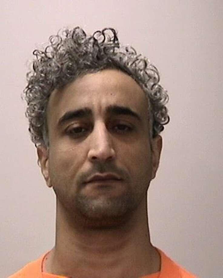 Islam Moustafa plead not guilty to killing his mother,65-year-old Hoda Nasar, in San Francisco. Photo: San Francisco Police