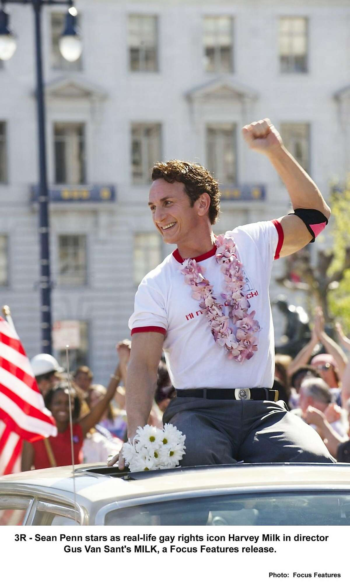 Milk (2008) Leaving Netflix February 15 The story of Harvey Milk, and his struggles as an American gay activist who fought for gay rights and became California's first openly gay elected official.