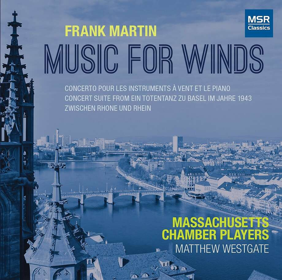 Frank Martin, Music for Winds Photo: MSR Classics